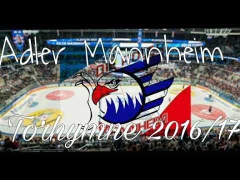 Adler Mannheim Torhymne 2016/2017
