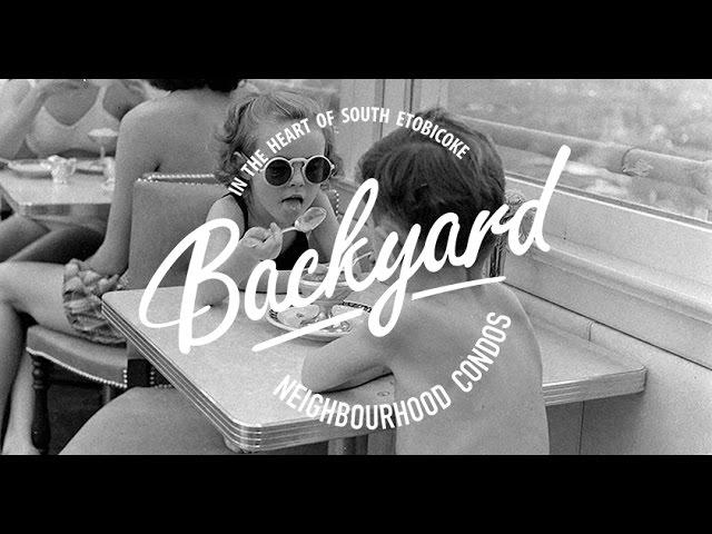 Backyard Neighbourhood Condos -