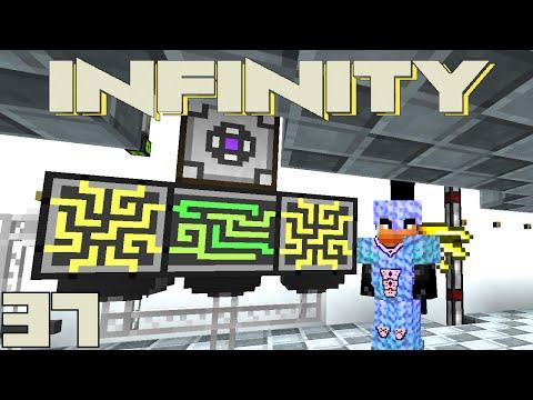 Minecraft Mods FTB Infinity - IRIDIUM ORE CREATION [E58
