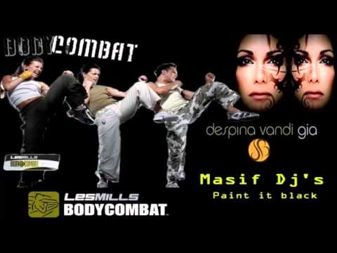 Masif Dj's + Despina Vandi Paint it black 2009) + GIA