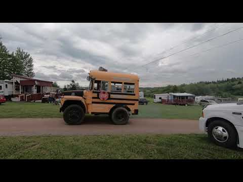 Episode 49 Canada Day Weekend Camping At Whispering Winds Family Campground
