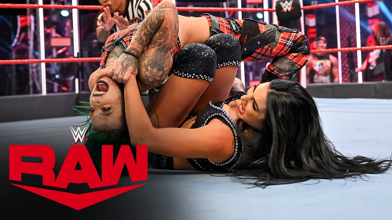 Ruby Riott vs. Billie Kay: Raw, July 6, 2020