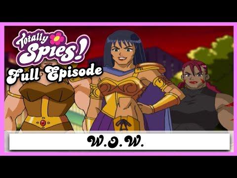 W.O.W. | Series 2, Episode 13 | FULL EPISODE | Totally Spies