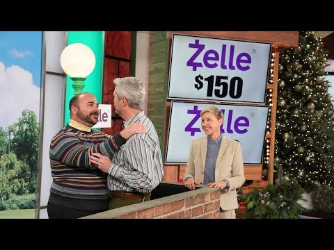 Ellen's Platonic Staffers Curt & Bernie Share a Helpful Holiday Shopping Tip