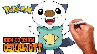 How to Draw Oshawott | Pokemon
