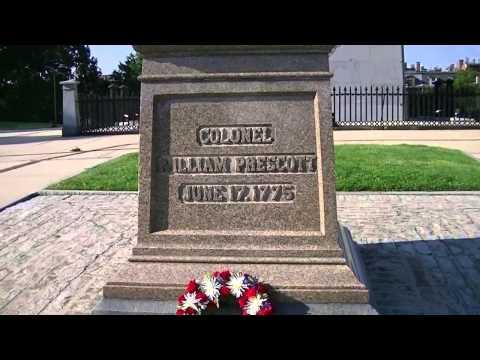 Boston's Bunker Hill Monument