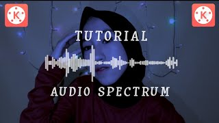 Gambar cover Tutorial Edit Audio Spectrum Di Android!! | Tutorial KineMaster