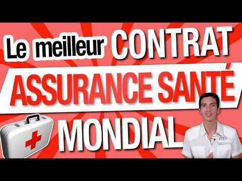 [MALADIE] Le MEILLEUR CONTRAT d'ASSURANCE SANTE MONDIAL, c'est..!