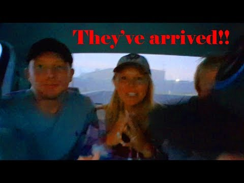 TJV - JADE AND JOHN ARRIVE IN CANADA!!! - #1197