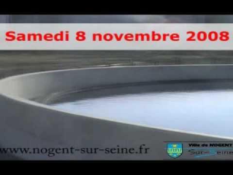 Station de traitement des eaux us es de nogent sur seine - Piscine de nogent sur seine ...