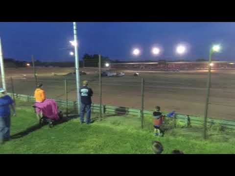 May 18 2019 Charleston Speedway Hornet Heat 1