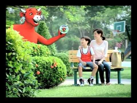 Quảng cáo phô mai Con Bò Cười Tết 2012 - Đón Rồng về nhà, rước lộc đầu năm!
