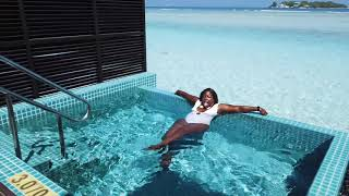 Haitian Nomad's Maldives Rejuvenation