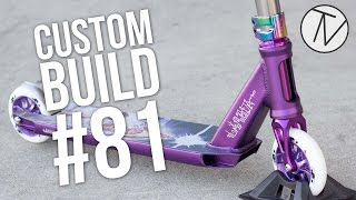Custom Build #81 │ The Vault Pro Scooters