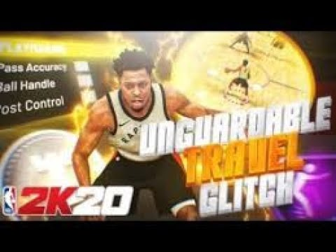 HOW TO DEX THE UPDATED VERSION ( OFF BALL GLITCH) NBA2K20!!!