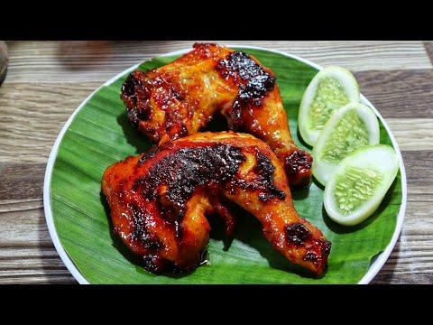 resep-membuat-ayam-bakar-kecap-dengan-teflon