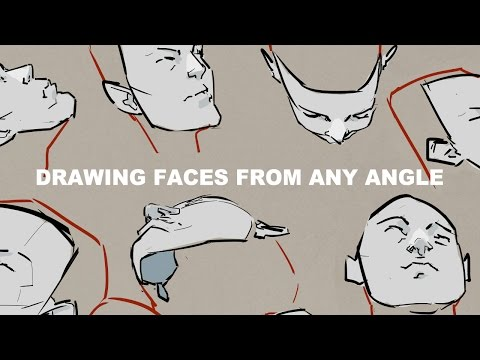 drawing-faces-from-any-angle