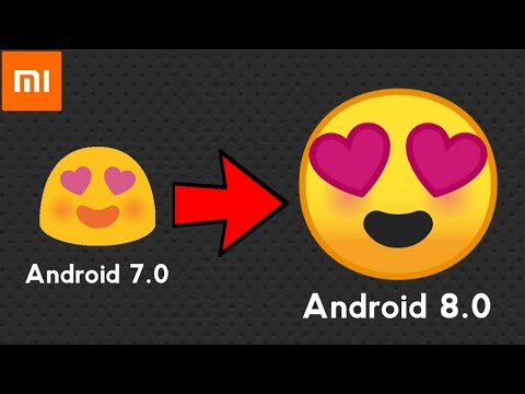 How To Get Android Oreo 8.0 Emojis In Any Xiaomi Phone New Emojis Without Root Access