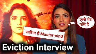 Bigg Boss 14, Eviction Interview, Jasmin Bhasin