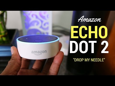 Echo Dot 2 Review - Top 5 Features