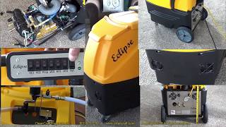Eclipse - Best Portable Extractor - Carpet Cleaning Machine