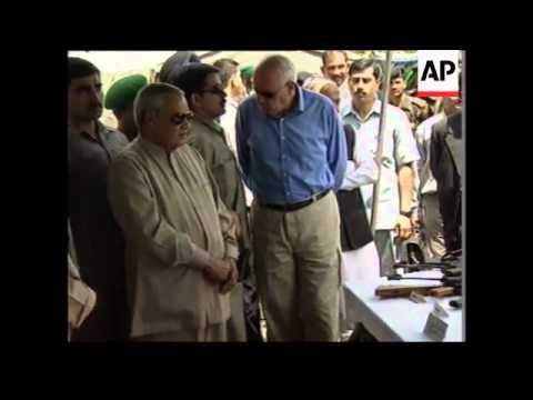 Updates Vajpayee in Kashmir with separatist funeral