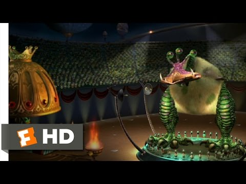 That's a Big Chicken! - Jimmy Neutron: Boy Genius (7/10) Movie CLIP (2001) HD