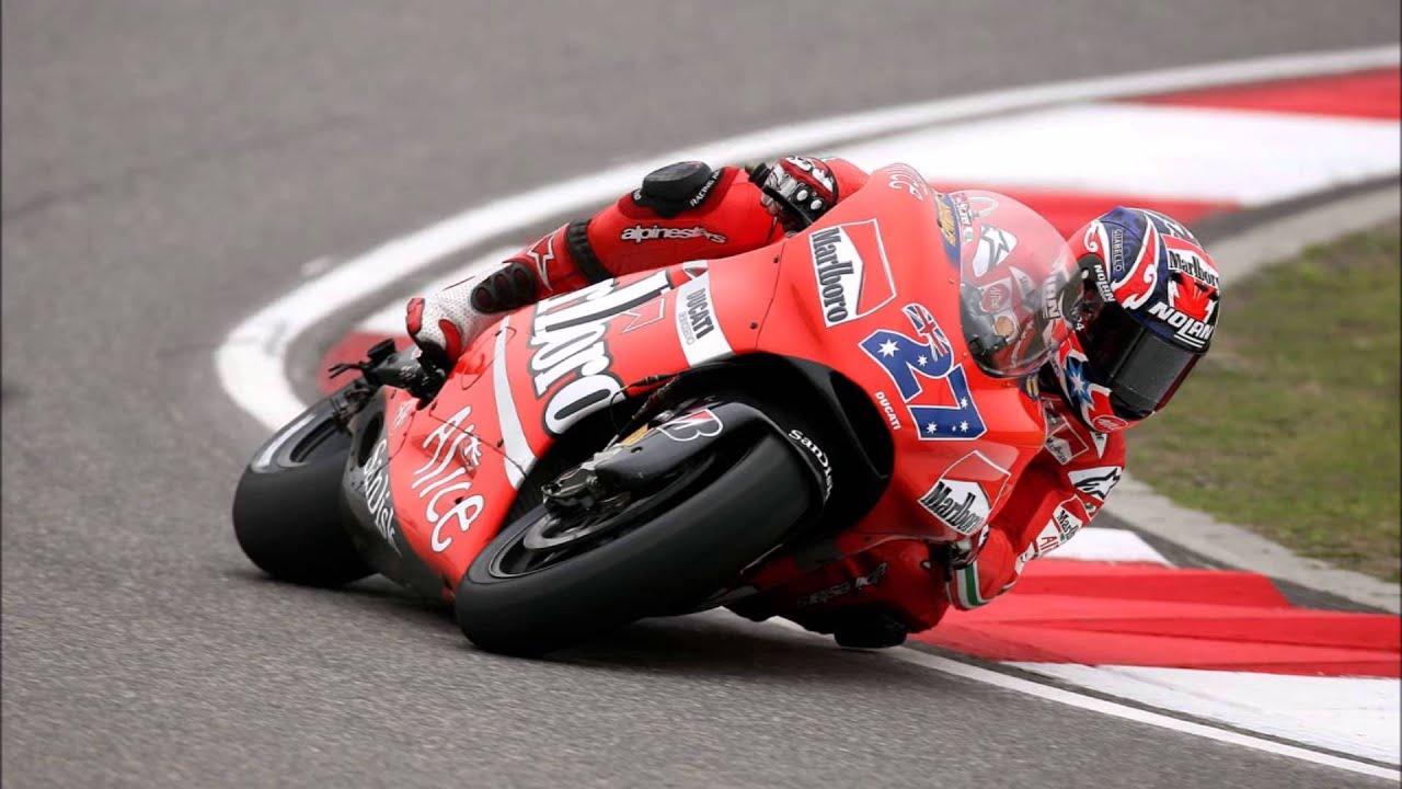 Casey Stoner Return In Moto Gp