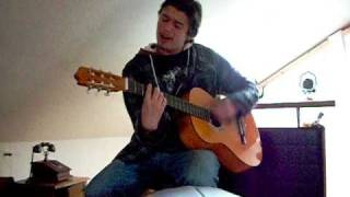 Un sabato italiano - Sergio Caputo (cover Aaron)