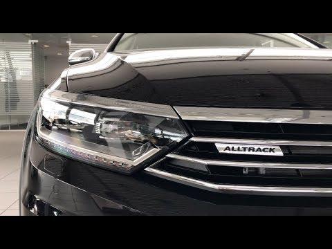 Volkswagen Passat Alltrack 2018 quick review and walkaround in 4K
