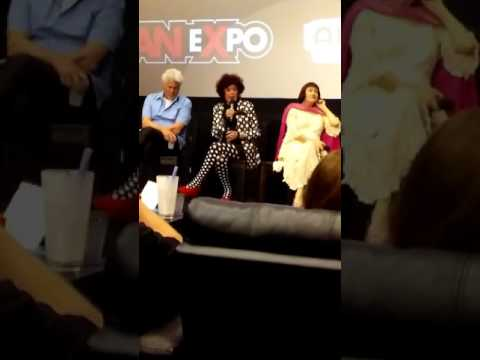 Q&A rocky horror picture show fan expo Dallas 2017