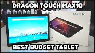 Dragon Touch MAX10 Unboxing And Review