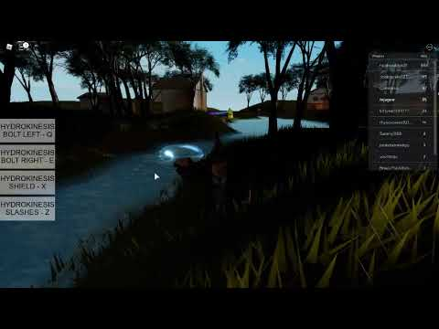 The kinetic abilities hydro bug