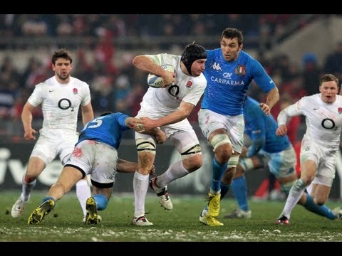 Best of 2012 : Italy v England, Stadio Olimpico Rome Saturday 11th February 2012