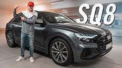 Audi SQ8 | Der PANZER mit 435 PS! | Daniel Abt