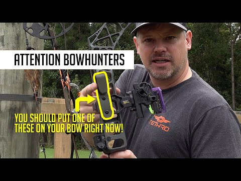 DIY Bow Hanger - Public Land Legal In All 50 States, Cheap, Easy, And 100% AMAZING!