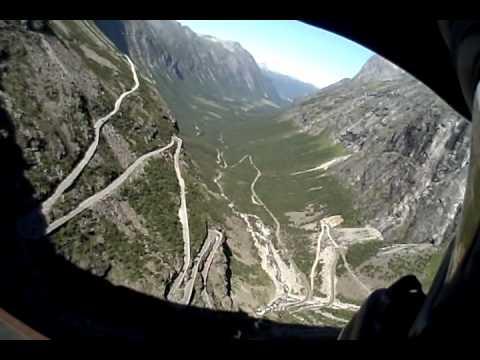 The Trollstigen Plateau Trollstigen Norway YouTube
