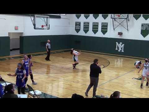 Basketball: Girls Varsity Game vs. Mary Help of Christians Academy Athletics 4:00pm