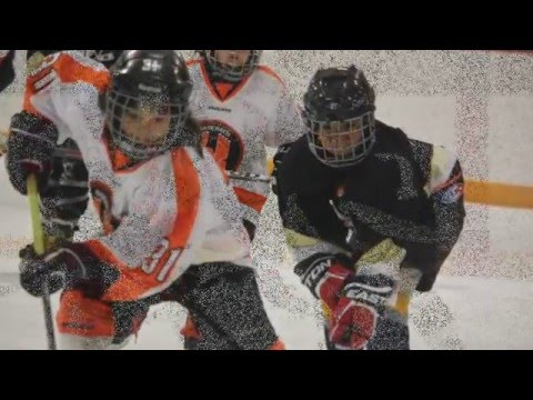 Alberta Treaty Hockey 2016: Maskwacis Atom A's Friday March 25th  game