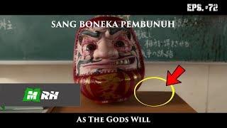 KEANEHAN DAN KESALAHAN DALAM FILM AS THE GODS WILL (2014) #72