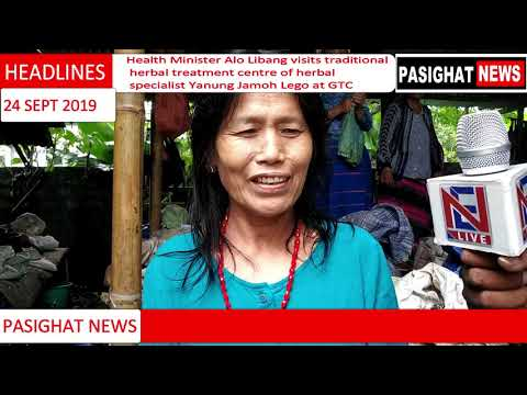 *Traditional herbal medicine to get promoted from state government: Libang*