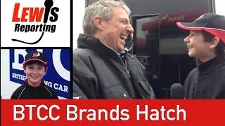 Jason Plato TeamBMR - Dunlop BTCC Brands Hatch 2015