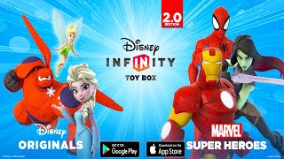 Disney Infinity: Toy Box 2.0 [android / Ios] Gameplay (hd)
