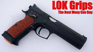 LOK CZ 75 Grips Full Review: Best You Can Buy?