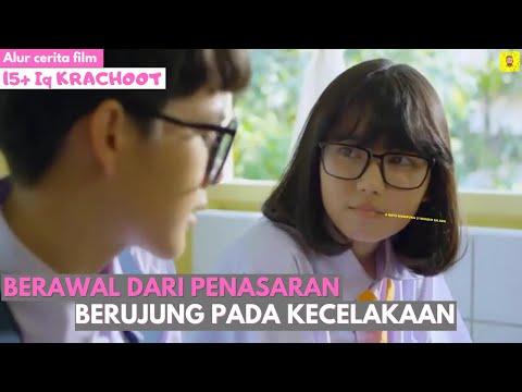 PERNIKAHAN DINI VERSI THAILAND - alur cerita film 15+ IQ krachoot (Funny scene)