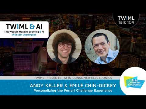 Andy Keller & Emile Chin-Dickey Interview - Personalizing the Ferrari Challenge Experience