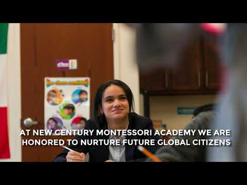 At New Century Montessori Academy we are honored to nurture future global citizens