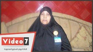 الأم المثالية بالإسماعيلية: الرئيس السيسى قالى نفسك فى ايه قولتله