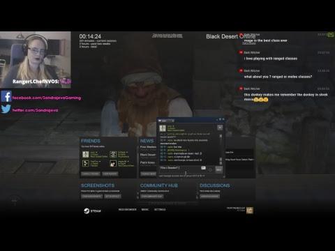 Surprise-stream! | Noobing in Black Desert Online - Help always appreciated! :)