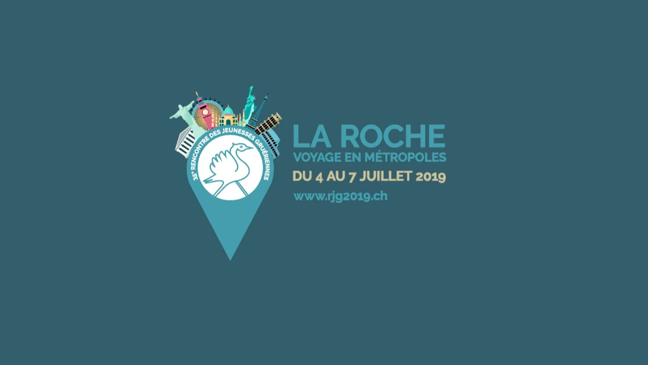 Aftermovie   RJG2019 La Roche